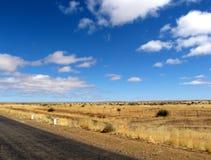 Paesaggio namibiano fotografia stock