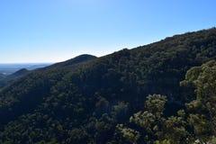 Paesaggio nel parco nazionale di Bunya Fotografie Stock Libere da Diritti