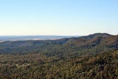 Paesaggio nel parco nazionale di Bunya Immagini Stock Libere da Diritti
