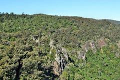 Paesaggio nel parco nazionale di Bunya Fotografie Stock