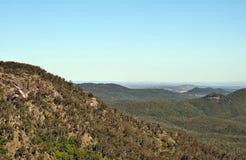 Paesaggio nel parco nazionale di Bunya Fotografia Stock