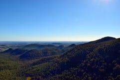 Paesaggio nel parco nazionale di Bunya Fotografia Stock Libera da Diritti