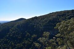 Paesaggio nel parco nazionale di Bunya Immagini Stock