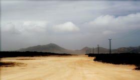 Paesaggio nel Venezuela fotografia stock