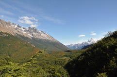 Paesaggio nella Patagonia, Argentina Immagine Stock Libera da Diritti