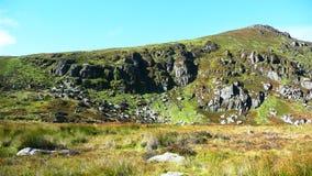 Paesaggio nelle montagne fotografie stock libere da diritti