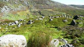 Paesaggio nelle montagne immagine stock libera da diritti
