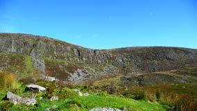 Paesaggio nelle montagne immagini stock libere da diritti