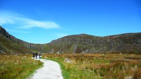 Paesaggio nelle montagne fotografia stock libera da diritti