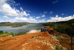 Paesaggio Nuova Caledonia Fotografia Stock Libera da Diritti