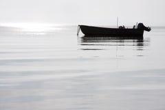 Paesaggio pacifico di mattina Fotografie Stock Libere da Diritti