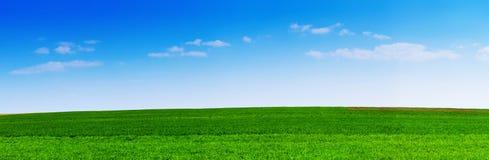 Paesaggio panoramico Immagine Stock Libera da Diritti