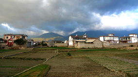 Paesaggio pastorale 2 Fotografia Stock