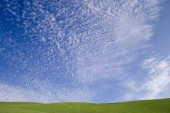 Paesaggio perfetto Immagini Stock