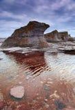 Paesaggio roccioso Fotografia Stock Libera da Diritti