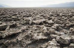 Paesaggio roccioso Immagini Stock