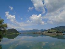 Paesaggio in Romania Immagini Stock