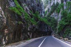 Paesaggio in Romania Fotografia Stock Libera da Diritti