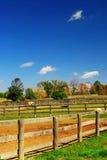 Paesaggio rurale Fotografie Stock Libere da Diritti