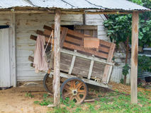 Paesaggio rurale in Cuba Fotografia Stock
