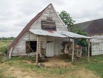 Paesaggio rurale in Cuba Immagine Stock Libera da Diritti