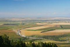Paesaggio rurale del campo Fotografia Stock Libera da Diritti