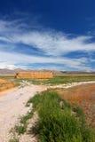 Paesaggio rurale dell'Idaho Fotografie Stock
