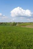 Paesaggio rurale Polonia orientale Fotografia Stock