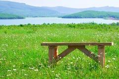 Paesaggio rurale tranquillo Immagine Stock