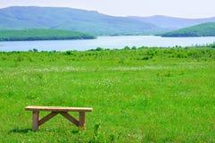 Paesaggio rurale tranquillo Fotografie Stock