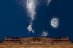 Paesaggio sconosciuto Fotografia Stock Libera da Diritti