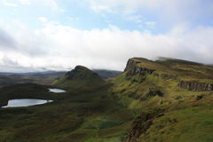 Paesaggio scozzese Fotografia Stock Libera da Diritti
