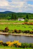 Paesaggio scozzese Fotografie Stock Libere da Diritti