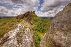 Paesaggio selvaggio HDR 2 fotografia stock libera da diritti