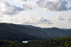 Paesaggio sereno Fotografie Stock
