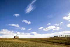 Paesaggio siciliano Fotografia Stock Libera da Diritti