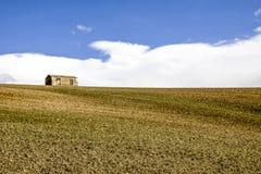 Paesaggio siciliano Fotografia Stock