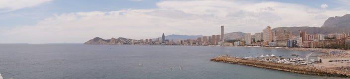 Paesaggio Spagna Fotografia Stock Libera da Diritti