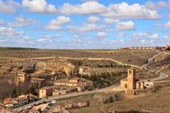 Paesaggio spagnolo Fotografie Stock Libere da Diritti