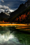 Paesaggio splendido Fotografie Stock