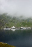 Paesaggio stupefacente del lago eye, i sette laghi Rila Immagini Stock Libere da Diritti