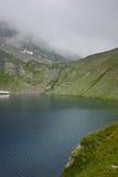 Paesaggio stupefacente del lago eye, i sette laghi Rila Fotografia Stock Libera da Diritti