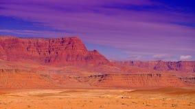 Paesaggio sudoccidentale Fotografia Stock Libera da Diritti
