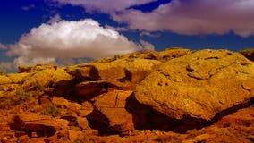 Paesaggio sudoccidentale Fotografia Stock