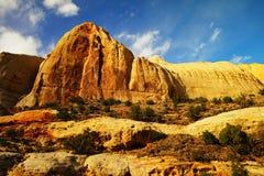 Paesaggio sudoccidentale Fotografie Stock