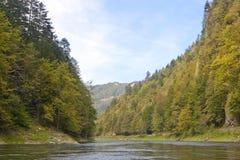 Paesaggio in Tatras, Slovacchia Fotografie Stock