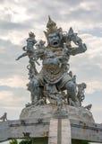 Paesaggio in tempio Bali Indonesia di Uluwatu Immagine Stock Libera da Diritti