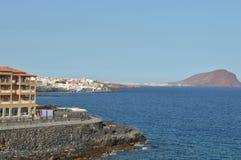 Paesaggio in Tenerife Fotografia Stock