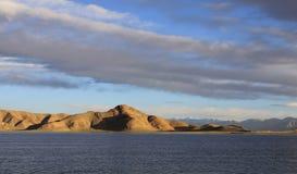 Paesaggio tibetano fotografie stock libere da diritti