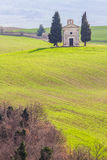 Paesaggio, Toscana Val D'Orcia Fotografia Stock Libera da Diritti